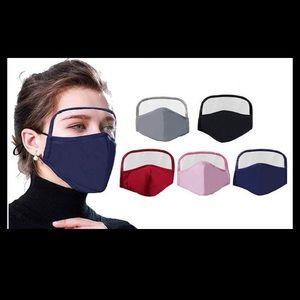 Mask/shield